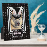 Easter - Some Bunny Loves You - Husky Photo Plaques