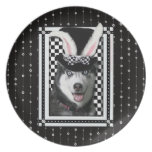 Easter - Some Bunny Loves You - Husky Plates