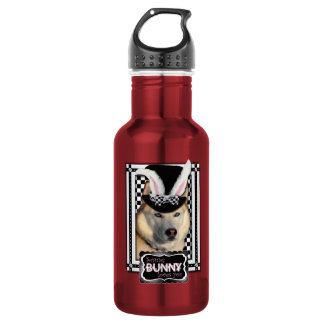 Easter - Some Bunny Loves You - Husky Stainless Steel Water Bottle