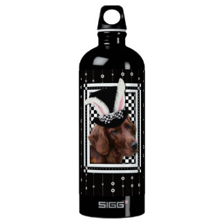 Easter - Some Bunny Loves You - Irish Setter Water Bottle
