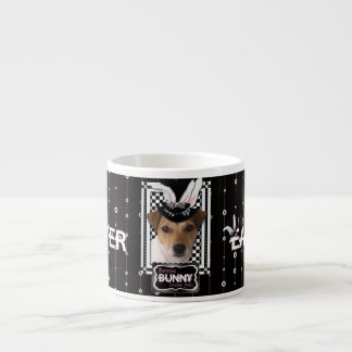 Easter - Some Bunny Loves You - Jack Russell Espresso Cup