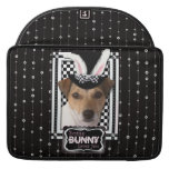 Easter - Some Bunny Loves You - Jack Russell Sleeve For MacBooks