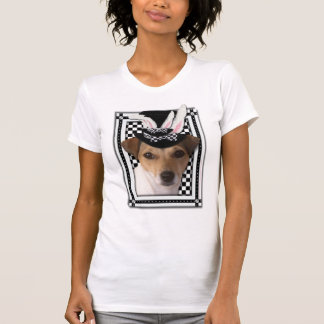 Easter - Some Bunny Loves You - Jack Russell T-Shirt