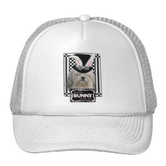 Easter - Some Bunny Loves You - Lowchen Trucker Hat