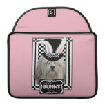 Easter - Some Bunny Loves You - Lowchen MacBook Pro Sleeves