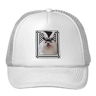Easter - Some Bunny Loves You - Maltese Trucker Hat