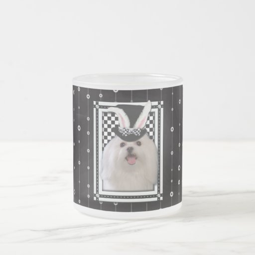 Easter - Some Bunny Loves You - Maltese Coffee Mugs