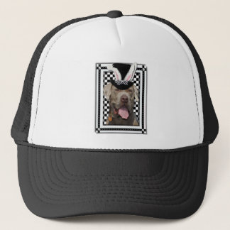 Easter - Some Bunny Loves You - Mastiff Trucker Hat