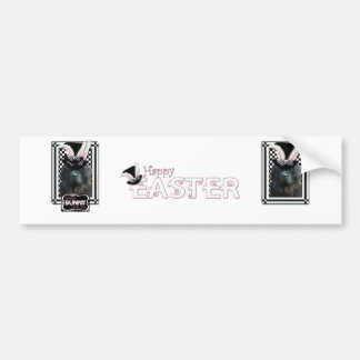 Easter - Some Bunny Loves You - Newfoundland Car Bumper Sticker