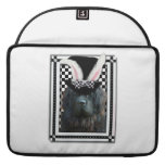 Easter - Some Bunny Loves You - Newfoundland MacBook Pro Sleeves