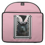 Easter - Some Bunny Loves You - Newfoundland MacBook Pro Sleeve