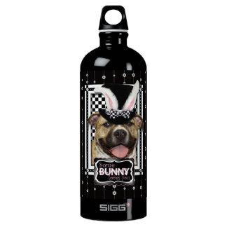 Easter - Some Bunny Loves You - Pitbull Aluminum Water Bottle