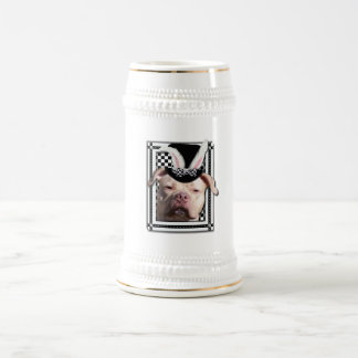 Easter - Some Bunny Loves You - Pitbull Beer Stein