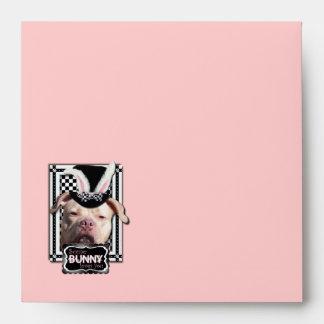 Easter - Some Bunny Loves You - Pitbull Envelopes