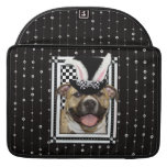Easter - Some Bunny Loves You - Pitbull MacBook Pro Sleeves