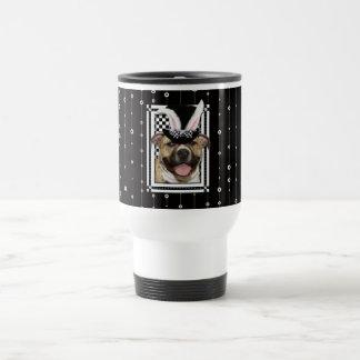 Easter - Some Bunny Loves You - Pitbull Travel Mug