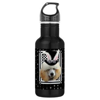 Easter - Some Bunny Loves You - Poodle - Apricot Stainless Steel Water Bottle