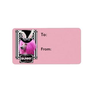 Easter - Some Bunny Loves You - Poodle - Pink Label