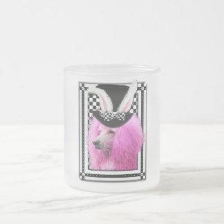 Easter - Some Bunny Loves You - Poodle - Pink Mug