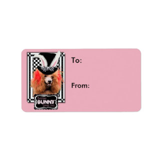 Easter - Some Bunny Loves You - Poodle - Red Label