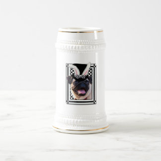 Easter - Some Bunny Loves You - Pug Beer Stein