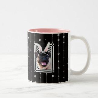 Easter  - Some Bunny Loves You - Pug Mug