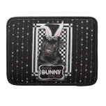Easter - Some Bunny Loves You - Pug Ruffy Sleeve For MacBook Pro