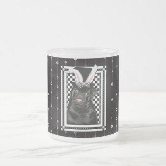 Easter - Some Bunny Loves You - Pug Ruffy Coffee Mug