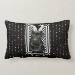 Easter - Some Bunny Loves You - Pug Ruffy Pillow