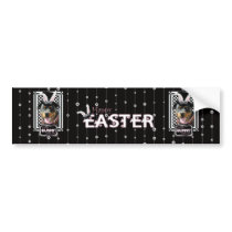 Easter - Some Bunny Loves You - Rottweiler Bumper Sticker