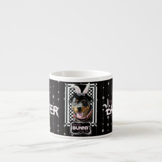 Easter - Some Bunny Loves You - Rottweiler Espresso Cup