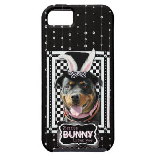 Easter - Some Bunny Loves You - Rottweiler iPhone SE/5/5s Case