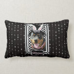 Easter - Some Bunny Loves You - Rottweiler Pillows