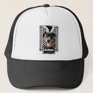 Easter - Some Bunny Loves You - Rottweiler Trucker Hat