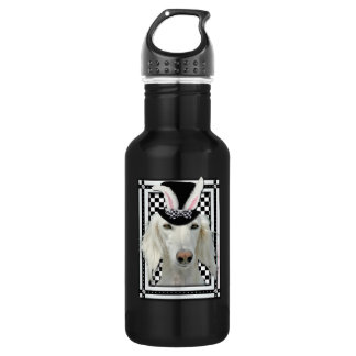 Easter - Some Bunny Loves You - Saluki Water Bottle