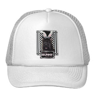 Easter - Some Bunny Loves You - Schnauzer Trucker Hat