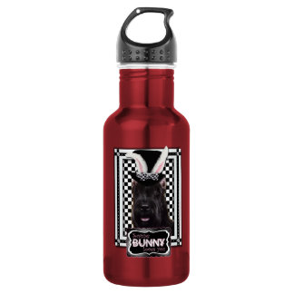 Easter - Some Bunny Loves You - Schnauzer Stainless Steel Water Bottle