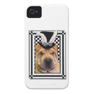 Easter - Some Bunny Loves You - Shar Pei Case-Mate iPhone 4 Case