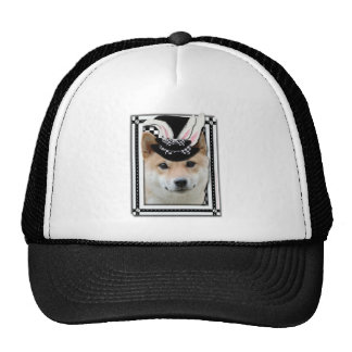 Easter Some Bunny Loves You - Shiba Inu Trucker Hat