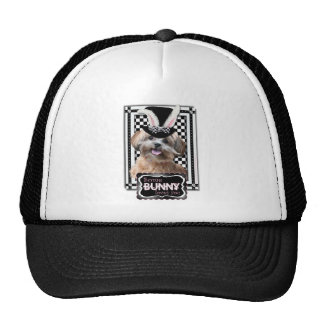 Easter - Some Bunny Loves You - ShihPoo Trucker Hat
