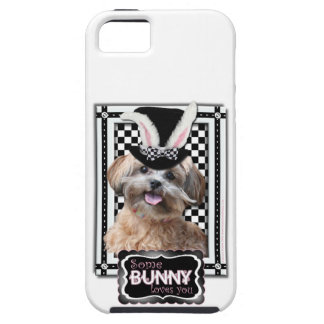 Easter - Some Bunny Loves You - ShihPoo iPhone SE/5/5s Case