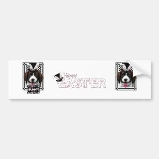 Easter - Some Bunny Loves You - Springer Spaniel Car Bumper Sticker