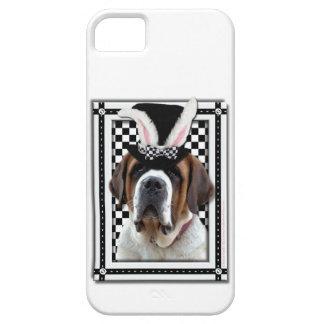 Easter - Some Bunny Loves You - St Bernard Easter iPhone SE/5/5s Case