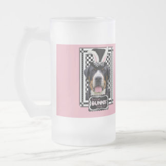 Easter - Some Bunny Loves You - Swissie 16 Oz Frosted Glass Beer Mug