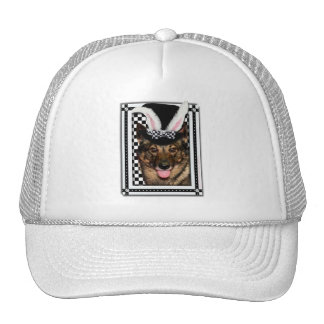 Easter - Some Bunny Loves You - Vallhund Trucker Hat