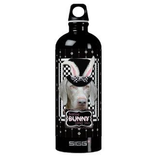 Easter - Some Bunny Loves You - Weimaraner Water Bottle