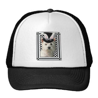 Easter - Some Bunny Loves You - Westie Trucker Hat