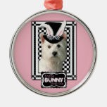 Easter - Some Bunny Loves You - Westie Ornaments