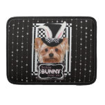 Easter - Some Bunny Loves You - Yorkie Sleeve For MacBook Pro