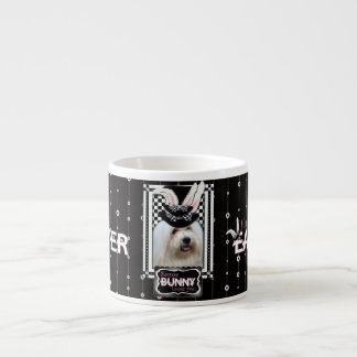 Easter - Some Bunny Loves YouCoton deTulear Espresso Cup